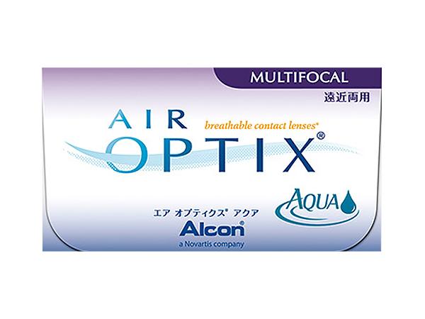 Alcon エア オプティクス®アクア (遠近両用)
